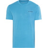 VAUDE Kulam T-Shirt Men spring blue